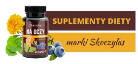 Suplementy diety marki Skoczylas