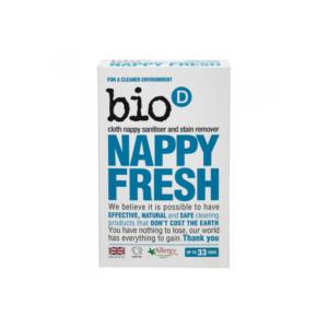 zdrowie naturalnie bio nappy fresh dodatek do proszku do prania