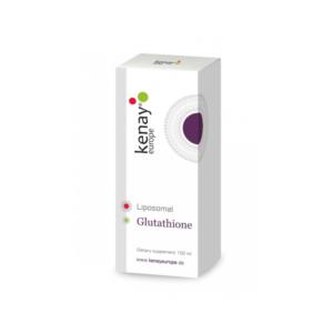 zdrowie naturalnie glutation liposomalny kenay