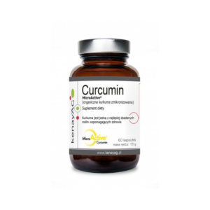 zdrowie naturalnie kenay kurkumina opakowanie