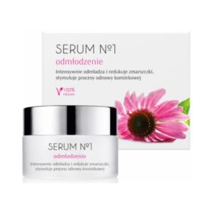 zdrowie naturalnie organic life serum no 1 odmlodzenie box