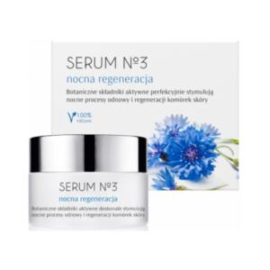 zdrowie naturalnie organic life serum no 3 nocna regeneracja box
