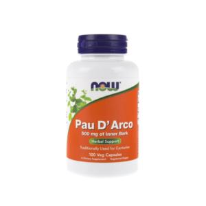 zdrowie naturalnie pau darco now foods