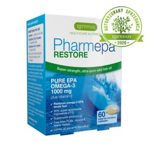 zdrowie naturalnie pharmepa restore omega3 igennus