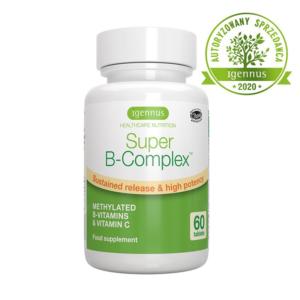 zdrowie naturalnie super-b complex igennus