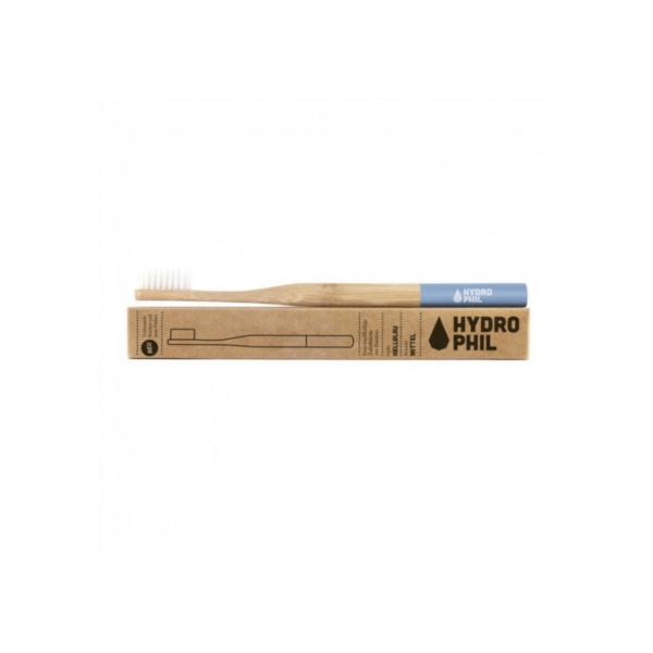 zdrowie naturalnie szczoteczka do zebow srednia medium z bambusa weganska