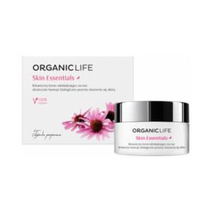 zdrowie naturalnie vegan skin essentials organic life botaniczny krem odmladzajacy na noc
