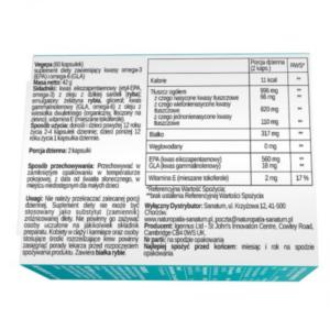 zdrowie naturalnie vegepa omega3 igennus etykieta
