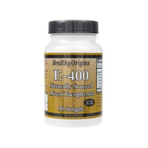 zdrowie naturalnie witamina e 400 healthy origins
