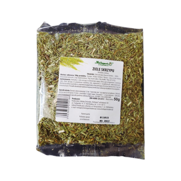 zdrowie naturalnie ziele skrzypu skrzyp herbata
