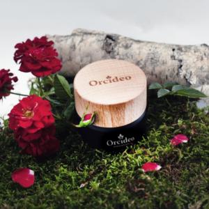 zdrowie naturalnie krem różany przeciwzmarszczkowy Orcideo