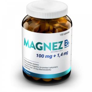 zdrowie naturalnie magnez b6 cytrynian
