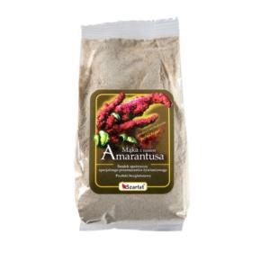 zdrowie naturalnie mąka amarantus bez glutenu