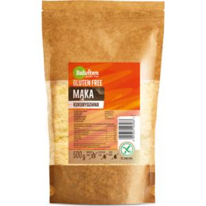 zdrowie naturalnie mąka kukurydziana bezglutenowa