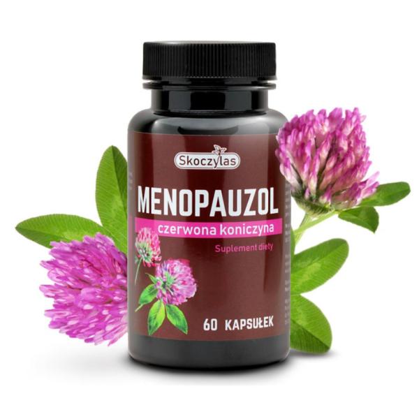 zdrowie naturalnie menopauzol czerwona koniczyna