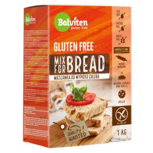 zdrowie naturalnie mieszanka chleb bezglutenowa