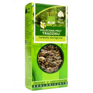 zdrowie naturalnie mieszanka herbata na trądzik