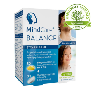 zdrowie naturalnie mindcare balance epa dha