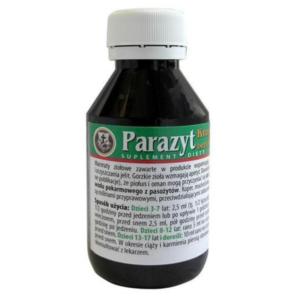 zdrowie naturalnie parazyt pasożyty oczyszczanie przewód pokarmowy