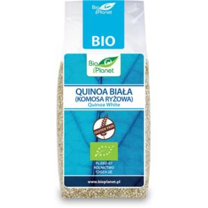 zdrowie naturalnie płatki quinoa komosa ryżowa bezglutenowa bio