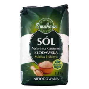 zdrowie naturalnie sól kłodawska