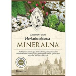 zdrowie naturalnie ziołowa herbata mineralna stawy jelita miesnie