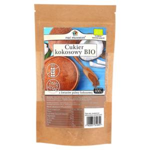 zdrowie naturalnie cukier kokosowy bio