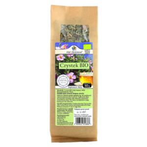 zdrowie naturalnie czystek bio herbata