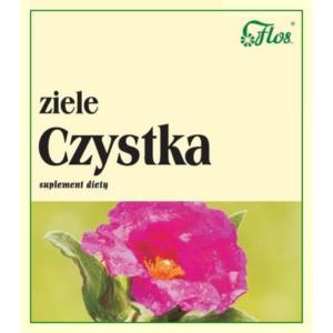 zdrowie naturalnie czystek zioła sypane