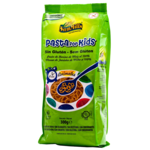 zdrowie naturalnie makaron bezglutenowy kaczuszki dla dzieci
