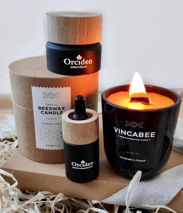 orcideo zestaw kosmetykow i swieca zdrowie naturalnie sklep kosmetyki naturalne
