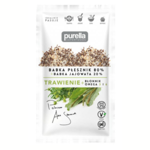 zdrowie naturalnie babka płesznik babka jajowata superfoods purella