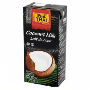 zdrowie naturalnie najlepsze mleczko kokosowe 1l