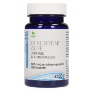 zdrowie naturalnie niebiesko-zielona alga suplementy ortomolekularne