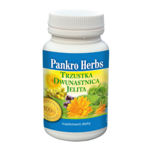 zdrowie naturalnie pankro herbs trzustka jelita dwunastnica inwent herbs