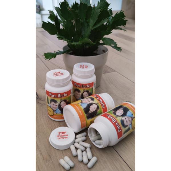 zdrowie naturalnie para herbs candida inwent herbs