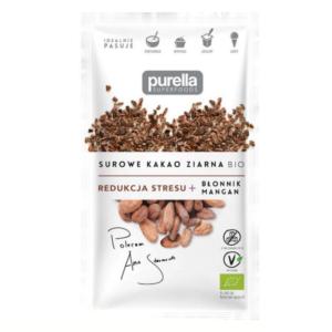 zdrowie naturalnie surowe kakao ziarna bio superfoods