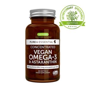 zdrowie naturalnie wegańskie omega3 z astaksantyną igennus