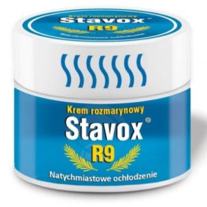 zdrowie naturalnie stavox r9 krem rozmarynowy na stawy asepta