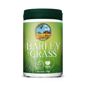 zdrowie naturalnie młody jęczmień barley grass this is bio