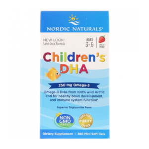 zdrowie naturalnie childrens dha 360 nordic naturals