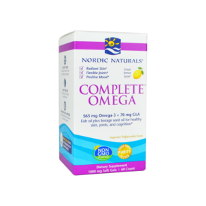 zdrowie naturalnie complete omega cytryna nordic naturals