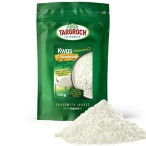 zdrowie naturalnie witamina c kwas askorbinowy 0,5 kg targroch