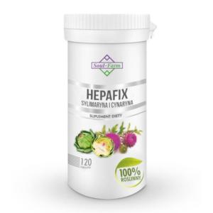 zdrowie naturalnie hepafix wątroba soul farm
